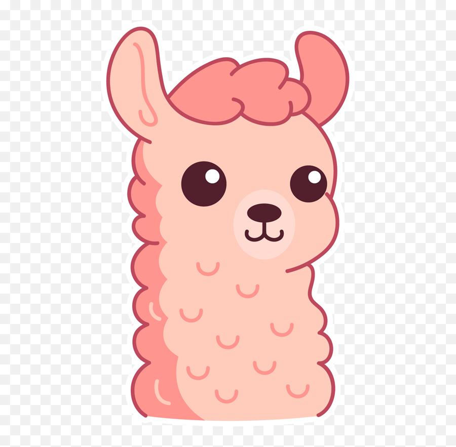 Lucy The Llama - Animal Figure Emoji,Llama Emoji Iphone