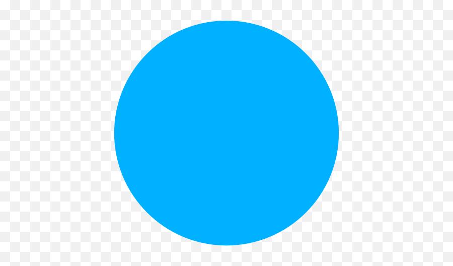 Fxemoji U1f535 - Blue Easter Egg Clipart