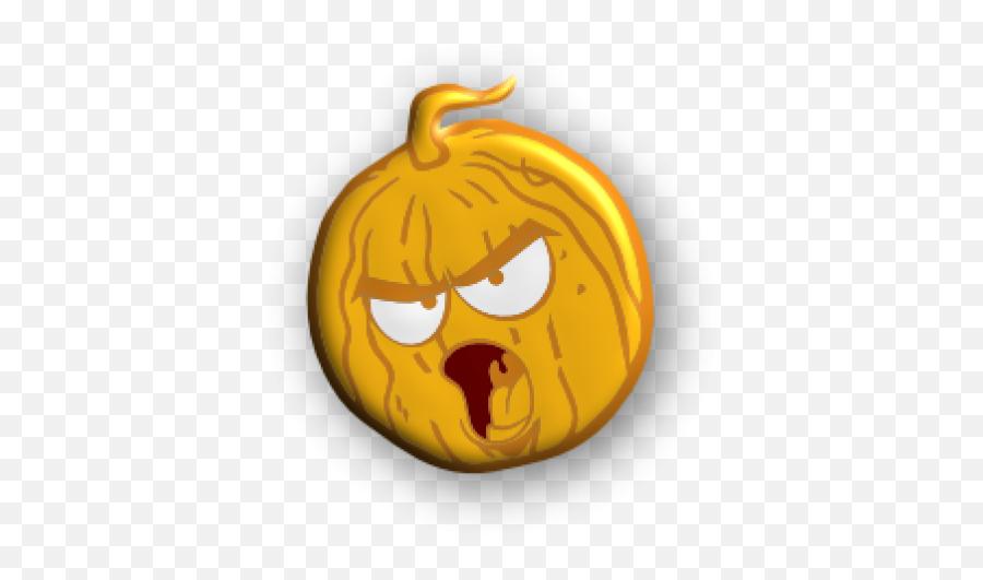 Big Time E - Juice Melon  Pumpkin Emoji