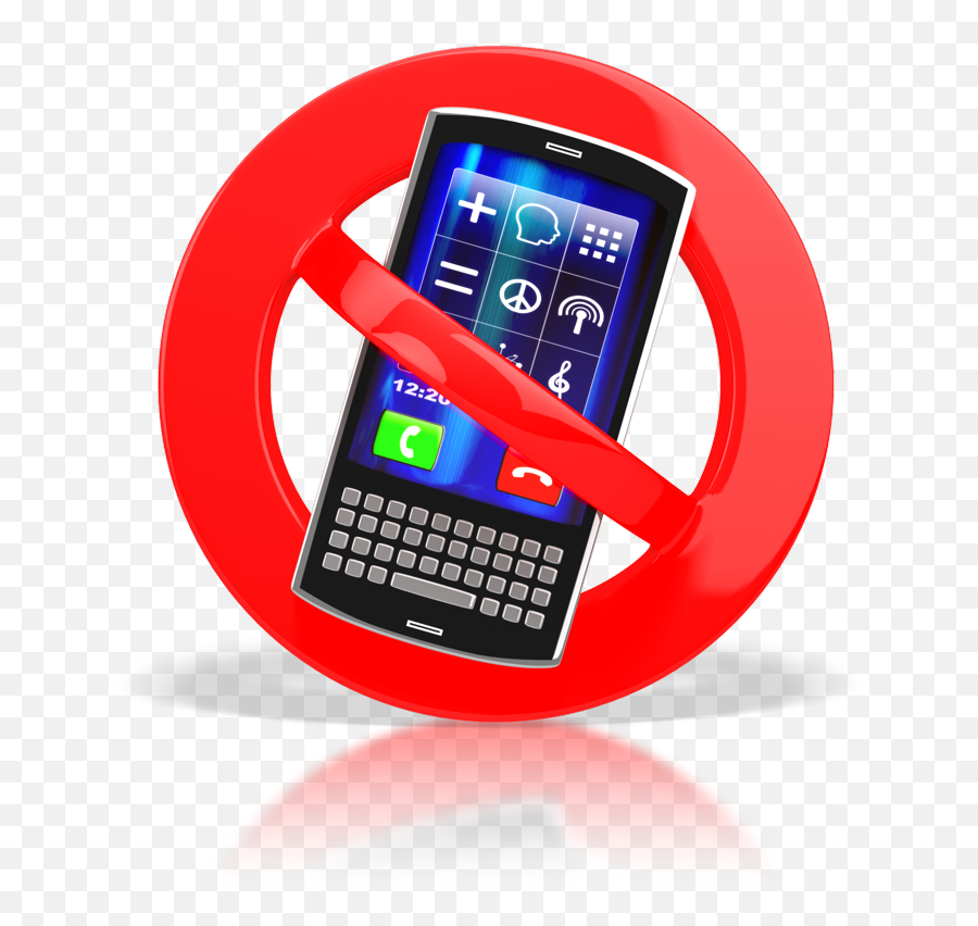 Mobile Phones Png Transparent Png - No Cell Phone Transparent Png Emoji,Cell Phone Emoji