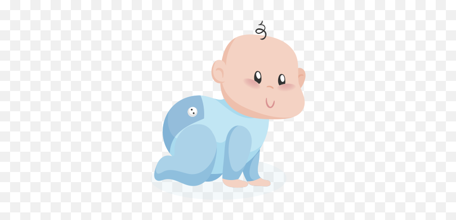 Funny Baby emoji by THUA LO - Cartoon