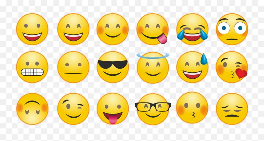 Creatieve Social Media Campagnes Met Emoticons In De Hoofdrol - Emoji Keyboard,Groot Emoji