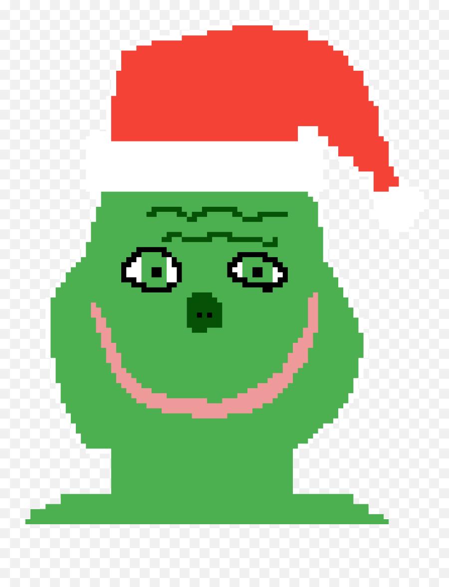 You Are The Mean One Mr Grinch - Cartoon Emoji
