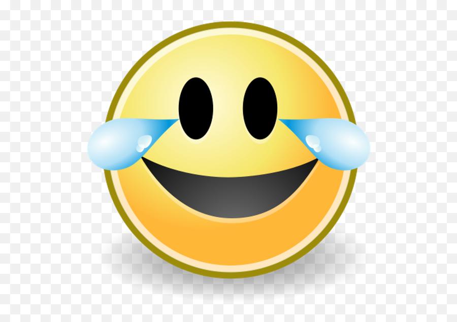 Smile With Tears 2 - Smiley Big Smile No Background Emoji,Emoticon Tears