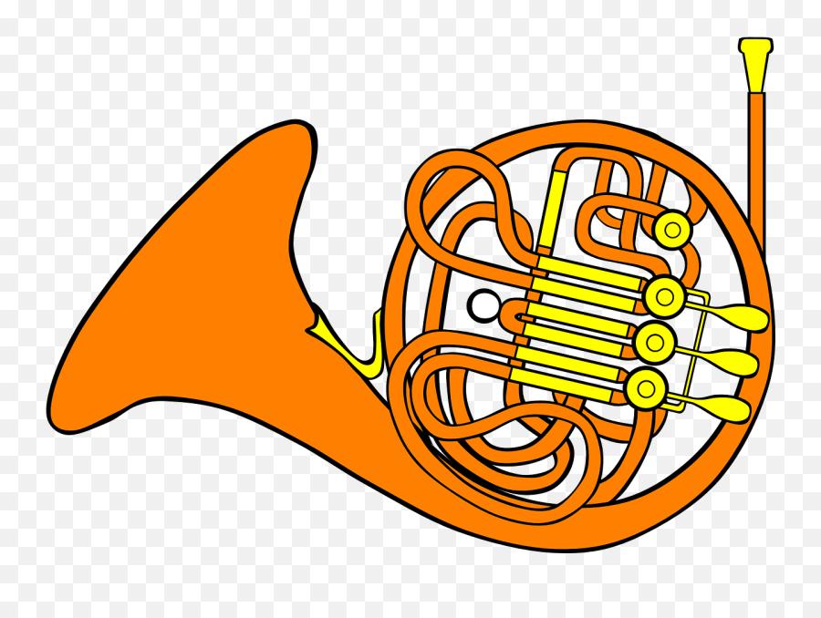Trombone Free Images On Pixabay Clipart - Horn Clip Art Emoji