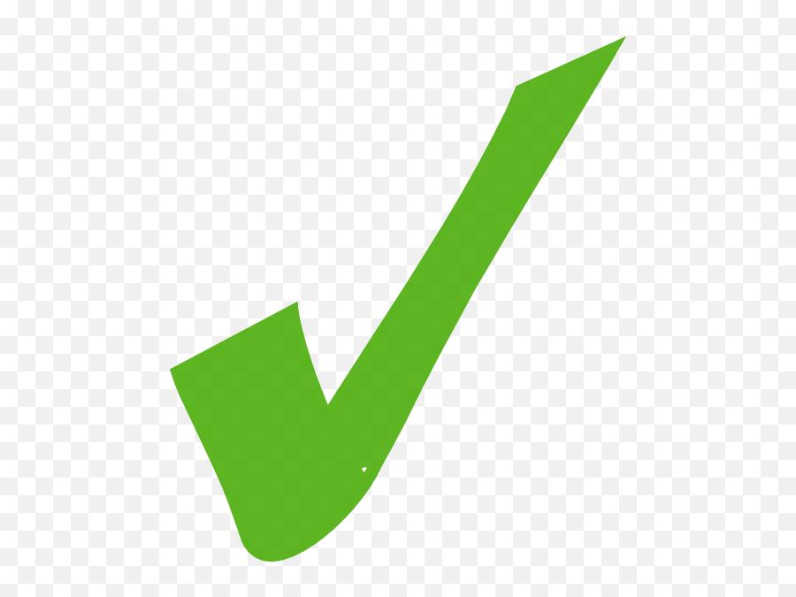 Check Mark Logo - Green Check Mark Vector Emoji