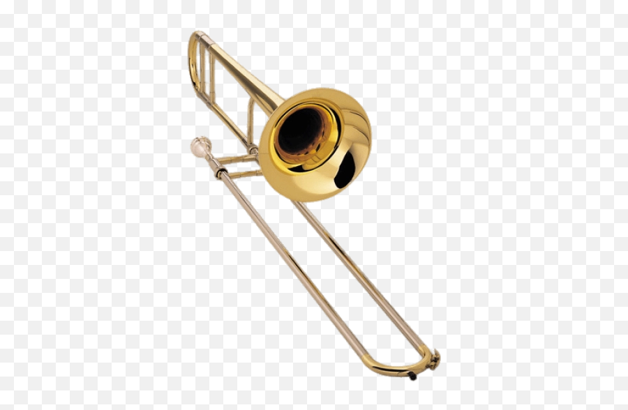 Brass Png And Vectors For Free Download - Trombone Transparent Emoji