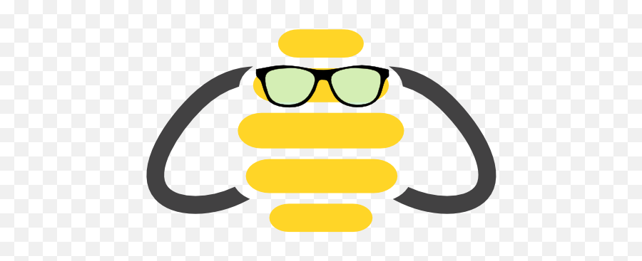 This Month At The Busy Bee Clinic - Clip Art Emoji