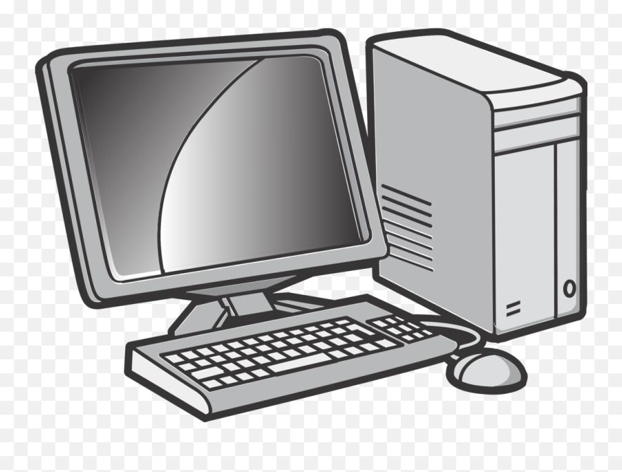 Clipart Computer Images Hd - Clip Art Computer Emoji