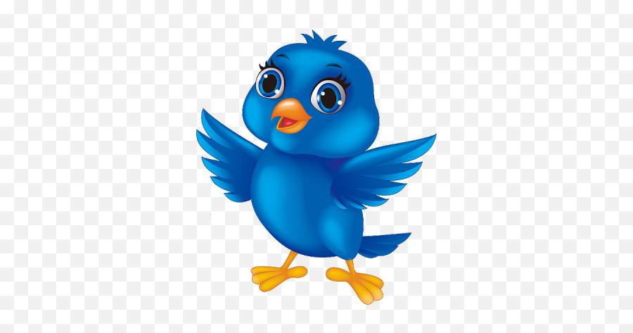 Cartoon Birds Bird Clipart - Bird Clipart Emoji