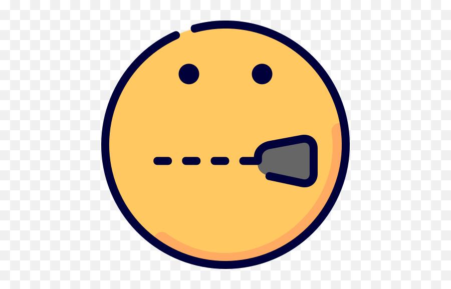 Shut - Smiley Emoji