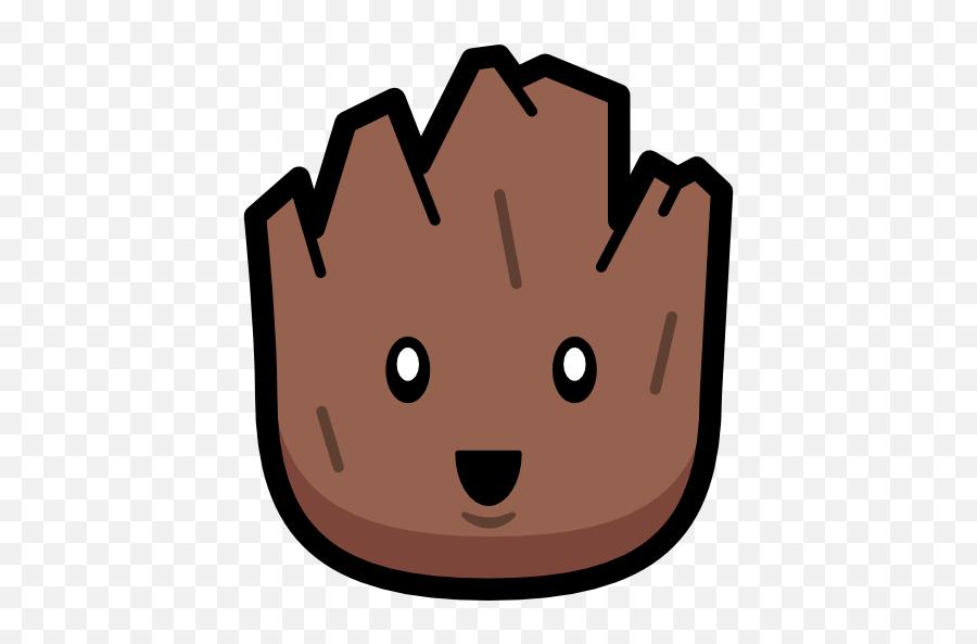 Superhero - Clip Art Emoji,Groot Emoji
