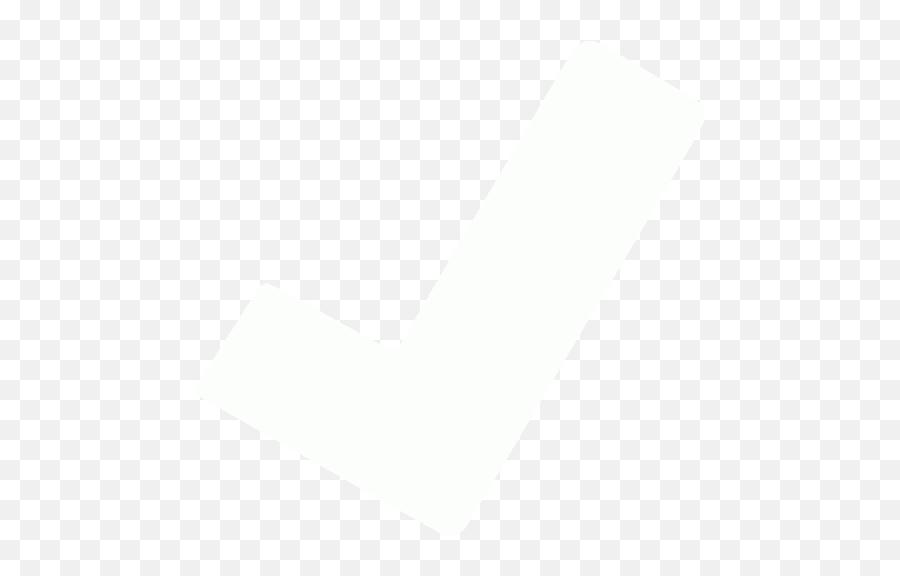 White Check Mark Icon - White Tick Icon Png Emoji