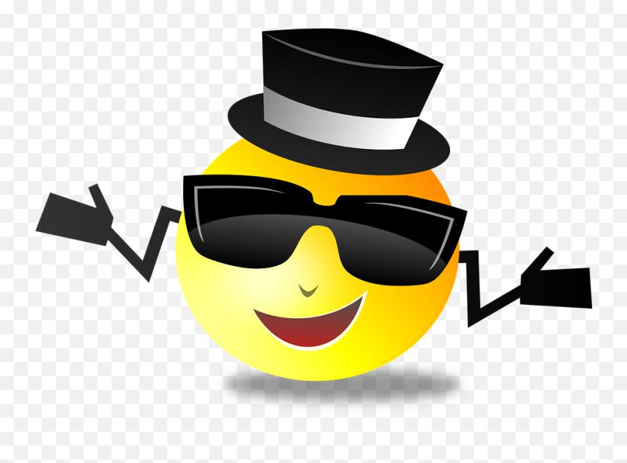 Shrug Smiley Cool - Transparent Cool Png Emoji