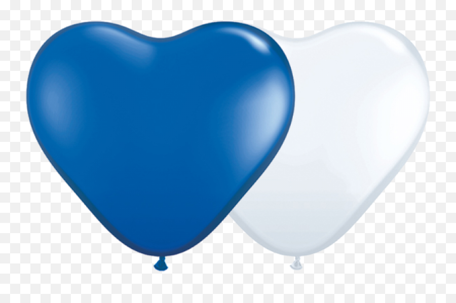 Toy balloon Red Blue Color Heart - others png download Emoji