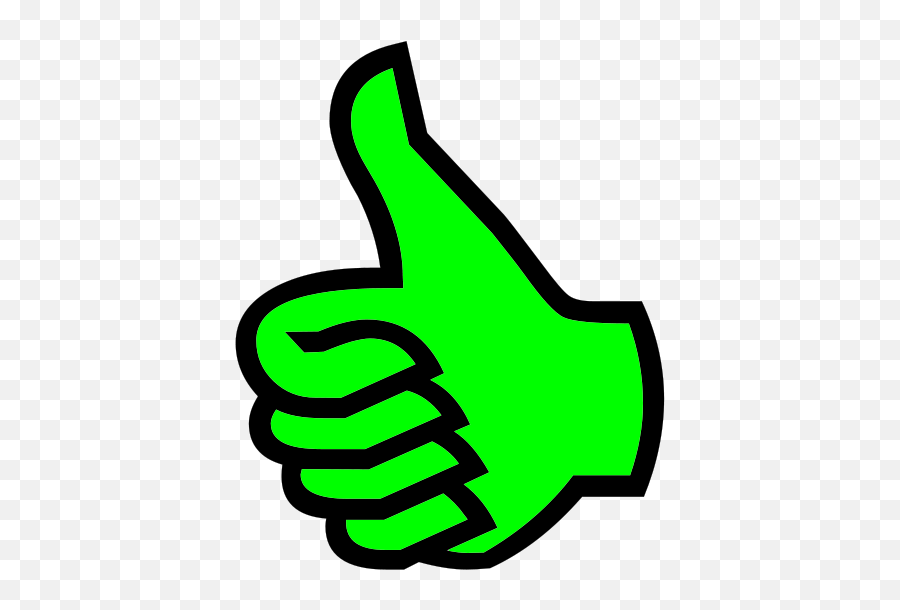 Opensuse News - Thumbs Up Clipart Transparent Emoji