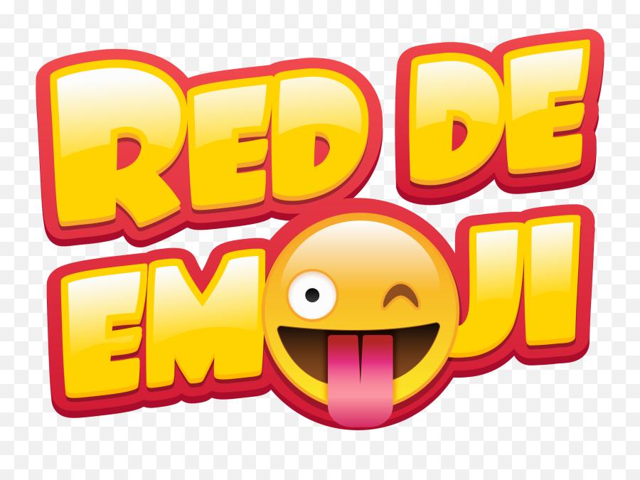 Red De - Smiley Emoji,Groot Emoji