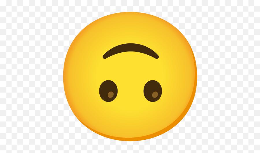 Upside - Smiley Emoji,Emojis Para Face