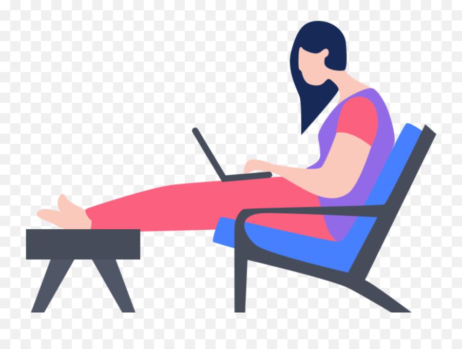 Is It Ok To - Sitting Emoji