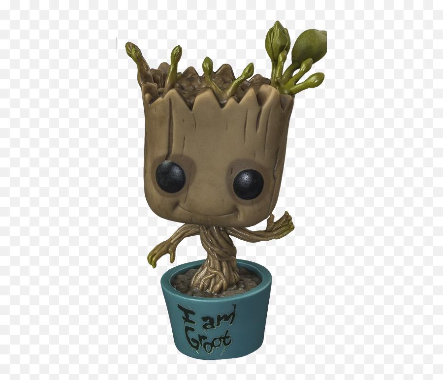 Download Baby Groot Hq Png Image - Funko Pop Dancing Groot Emoji,Groot Emoji