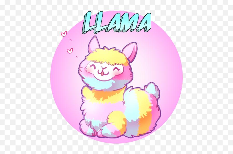 Alpaca Kawaii Cute - Kawaii Llama Wallpaper Phone Emoji,Llama Emoji Iphone