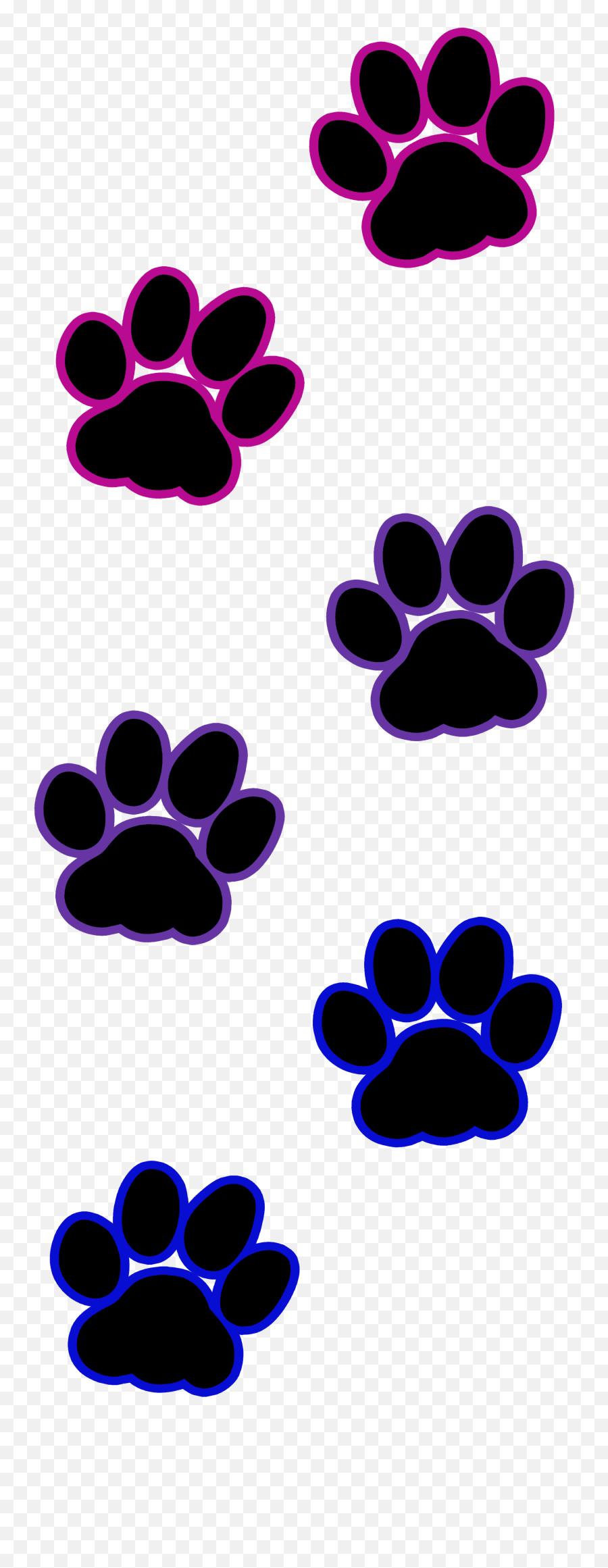 Pawprint clipart cat Pawprint cat Transparent FREE for - Clip Art Cat Paw Print Emoji