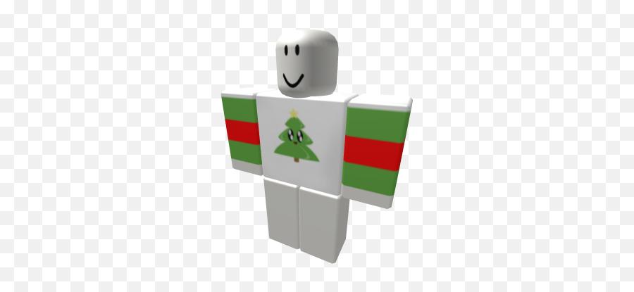Christmas Tree Kawaii Long Sleeve - Roblox Trash Gang Shirt Emoji,Christmas Tree Emoticon