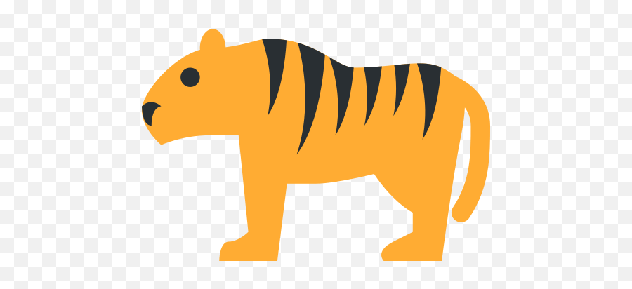 Tiger Emoji Meaning With Pictures - Emoji,Tiger Emoji