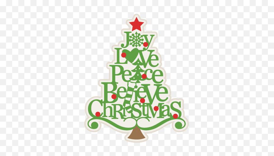 Cute Christmas Tree Clipart - Cute Christmas Tree Clipart Emoji,Christmas Tree Emoji Png