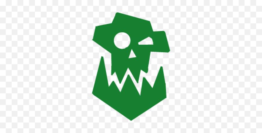 More Png And Vectors For Free Download - Warhammer Orks Logo Emoji