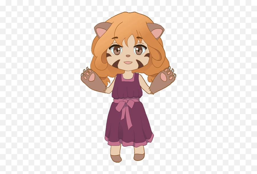 Dance 01 - Cartoon Emoji