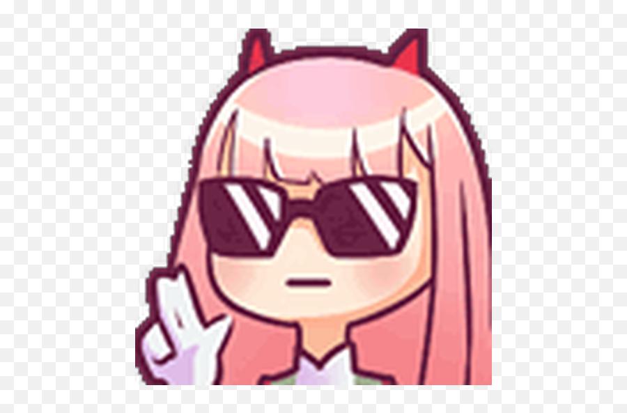 Uwu Bot - Zero Two Emoji Discord