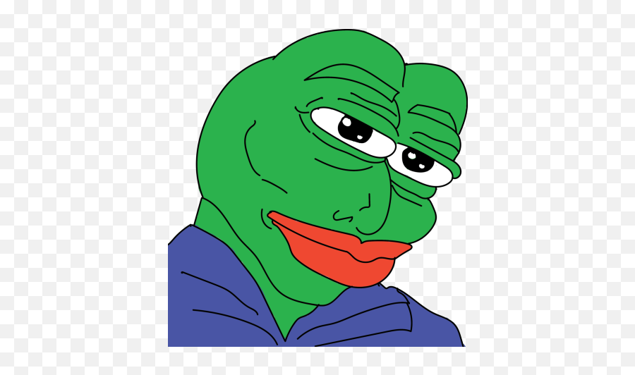 Emoji Directory - Handsome Pepe