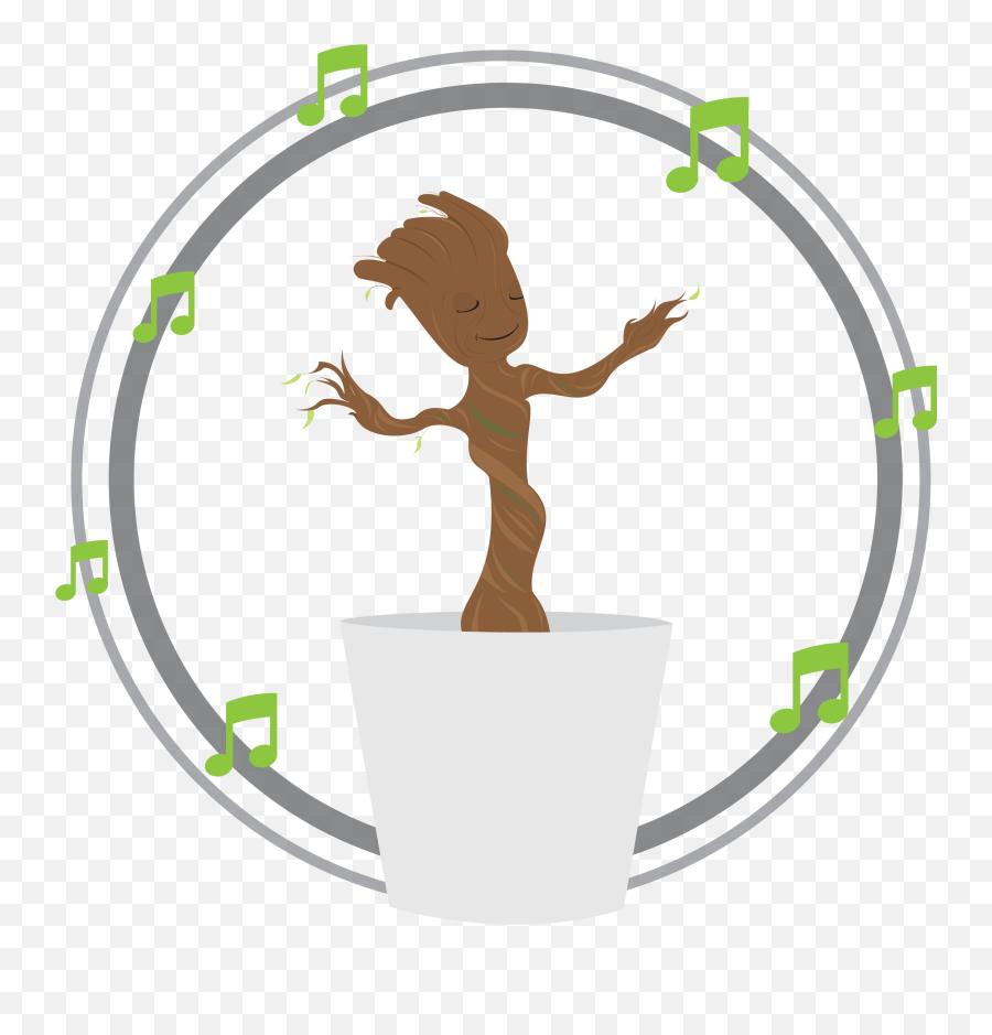 Baby Groot Rocket Raccoon Star - Groot Gif Png Emoji,Groot Emoji