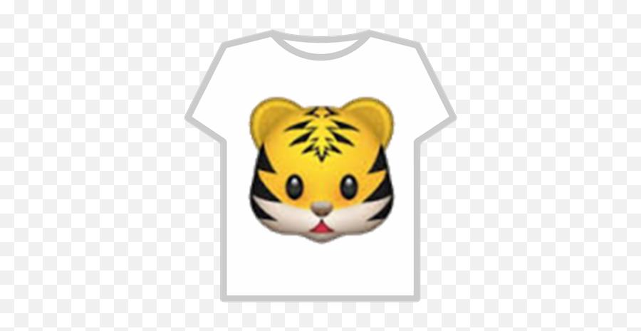 Tiger Emoji - Tiger Emoji Apple,Tiger Emoji