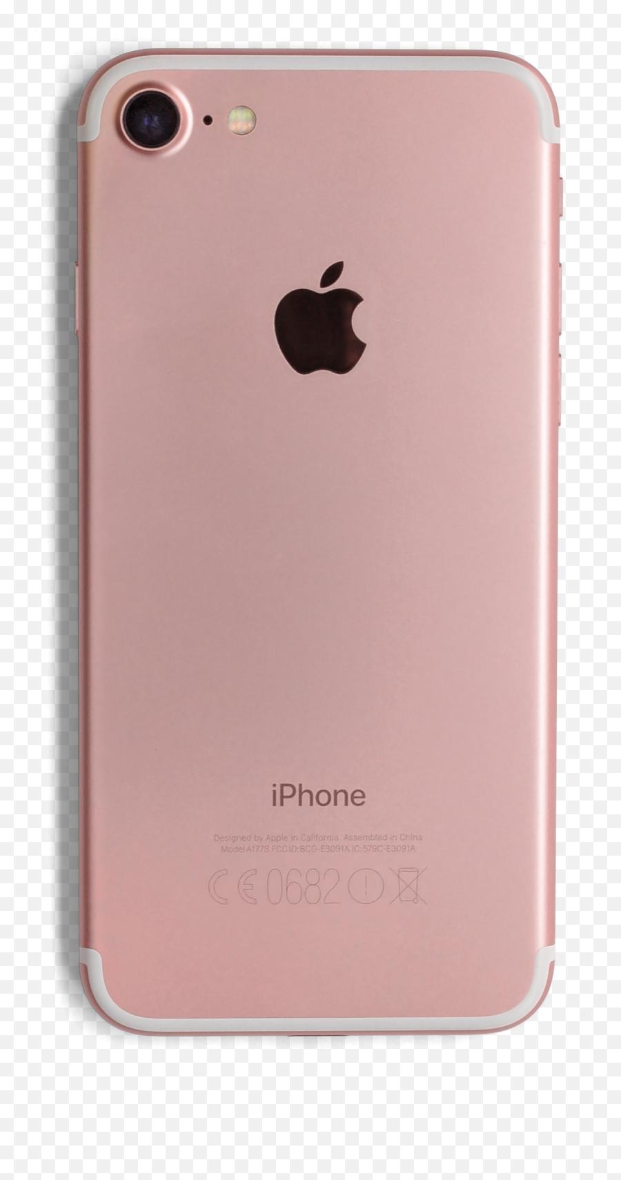 Iphone 7 - Phone Back Transparent Background Emoji,Emojis On Iphone 6
