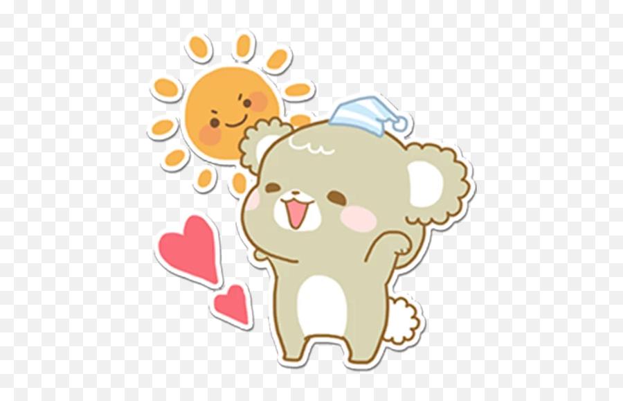 Sugar Cubs - Sugar Cubs Icon Zalo Emoji,Cat Emoticon Facebook