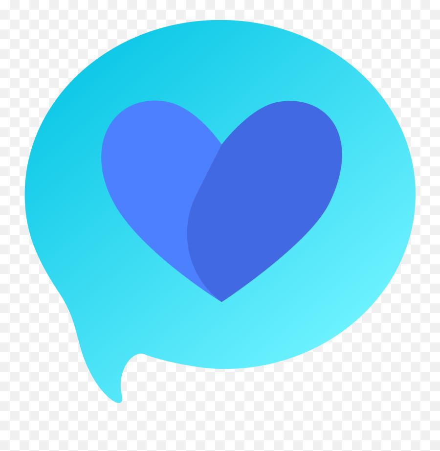 Blue Hearts Project - Heart Emoji