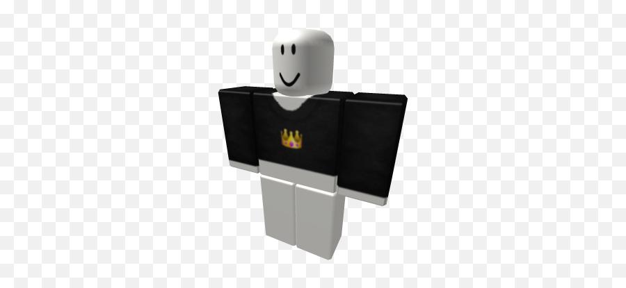 Roblox Brown School Uniform Emoji,Crown Emoticon