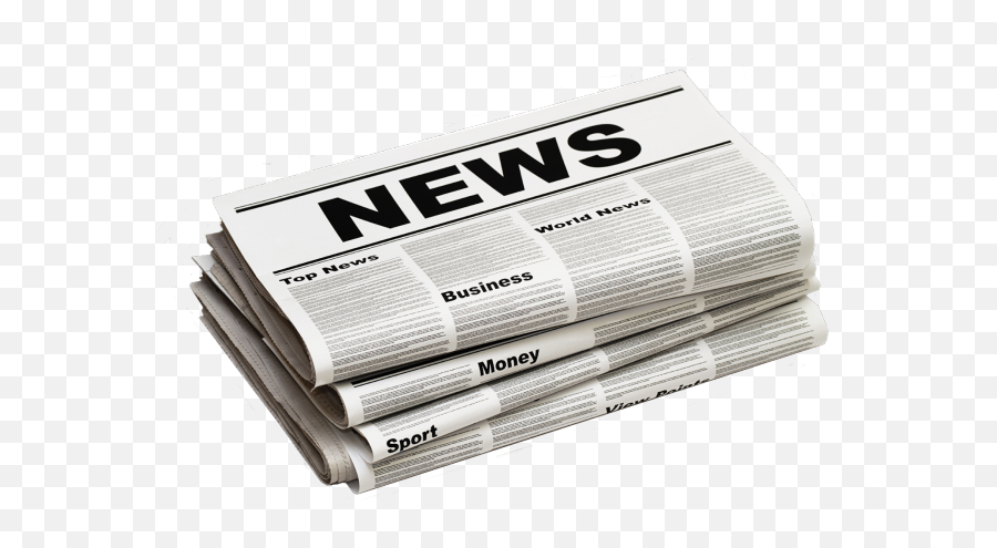 Newspaper Clipart Png Picture - Transparent Newspaper Clipart Png Emoji,Newspaper Emoji