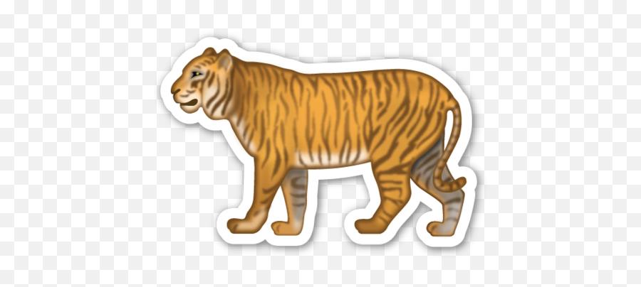 Tiger - Siberian Tiger Emoji,Tiger Emoji