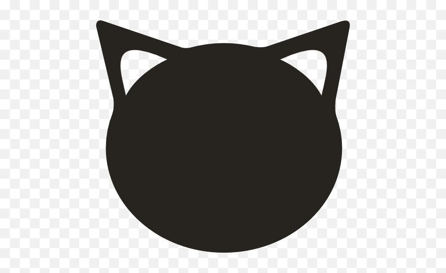 The Best Free Grumpy Cat Icon Images - Cat Head Silhouette Svg Emoji,Black Cat Emoji