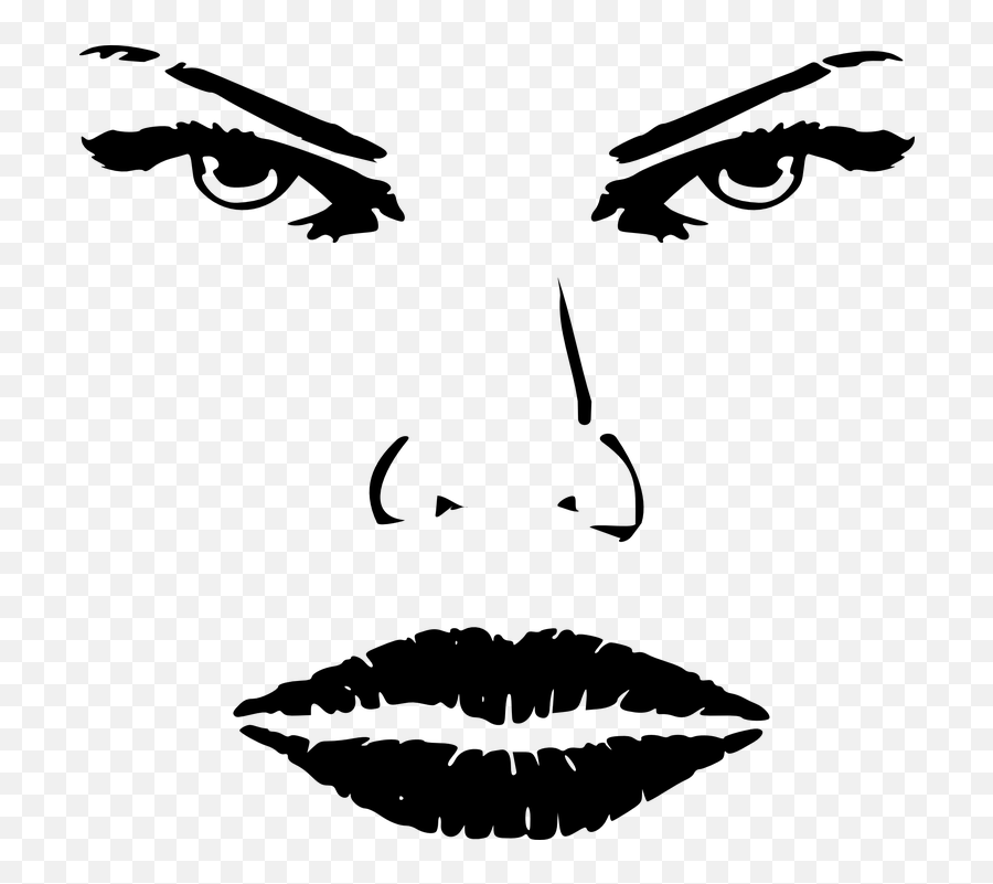Free Aggression Aggressive Vectors - Quotes About Staring Eyes Emoji,Open Eye Crying Laughing Emoji Transparent
