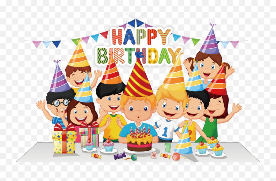 Happy Birthday Hat Png - Birthday Celebration Birthday Party Clipart Emoji