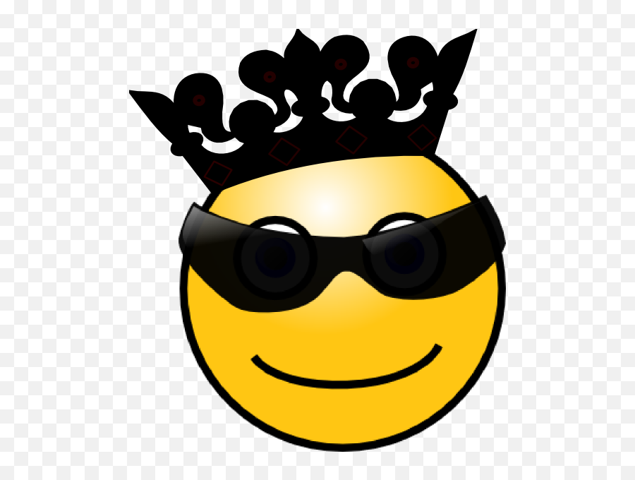 Mr Happy Clipart Face Pack - Cool Smiley Emoji
