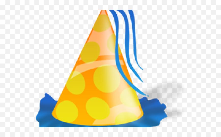 Birthday Hat Clipart Star Png - Birthday Hat Emoji