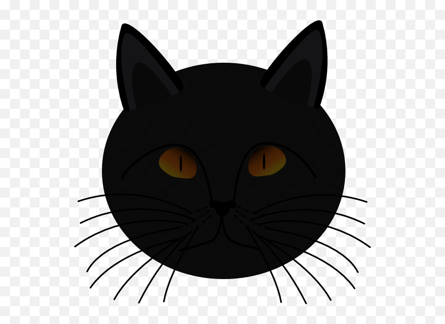 Cat Face With Tears Of Joy Emoji Smiley - Friday 13th Are You Superstitious,Black Cat Emoji