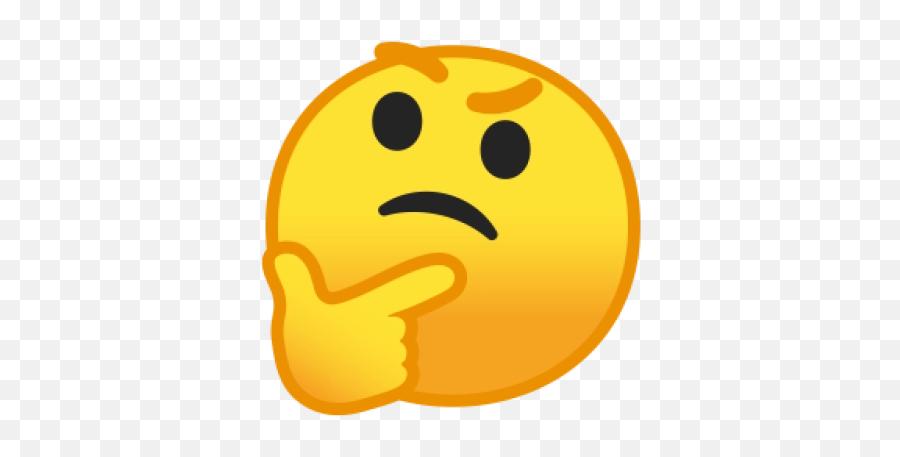 Emoji Png And Vectors For Free Download - Thinking Emoji,Funny Emoji Combinations