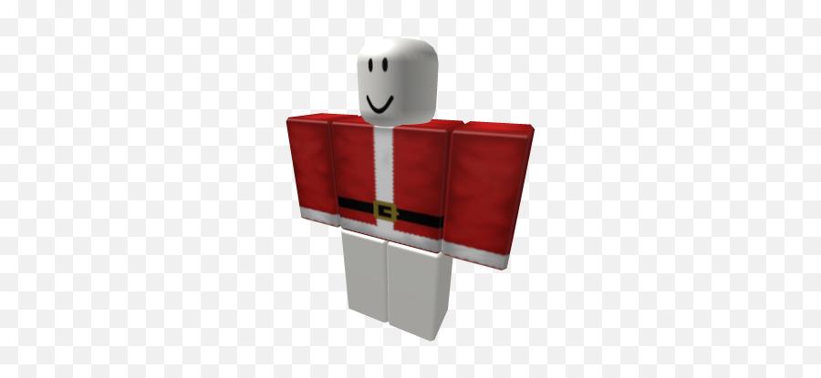 Red Santa Claus Shirt - Banjo Kazooie Shirt Roblox Emoji,Santa Clause Emoticon