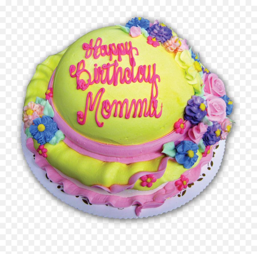 Shop - Birthday Cake Emoji